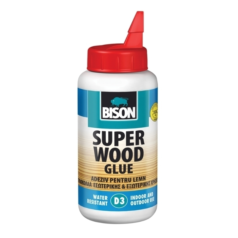 BISON EXPRESS WOOD GLUE 250G