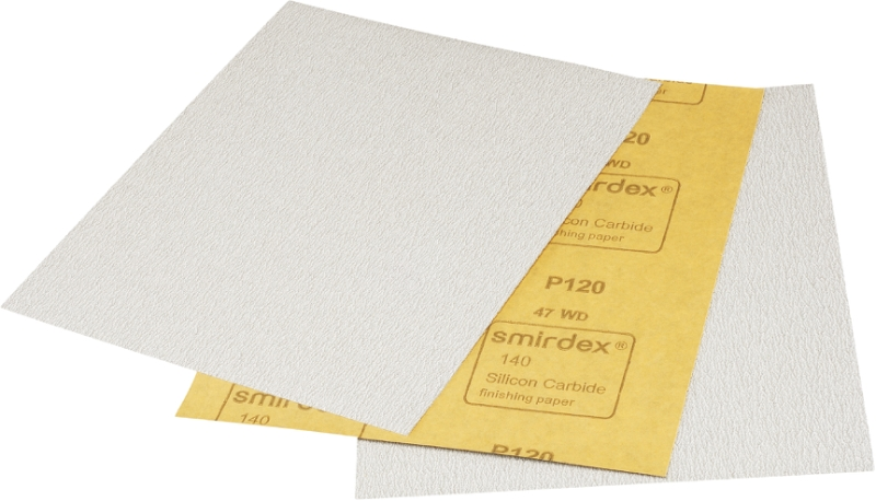 SANDPAPER VARNISH NO.180 3PCS