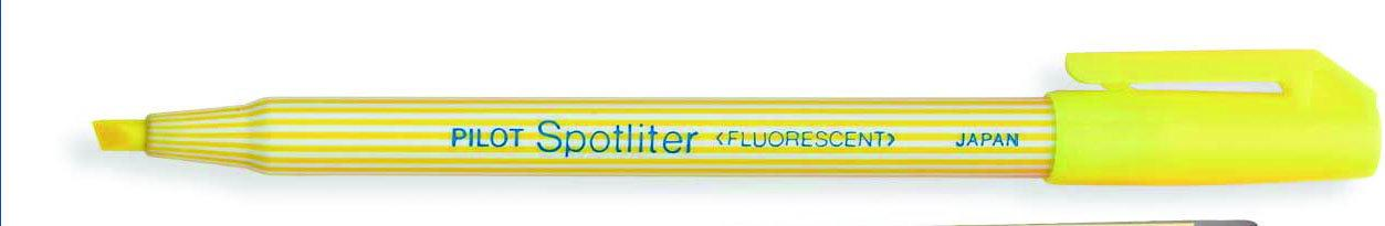 PILOT SPOTLITER YELLOW HIGHLIGHTE