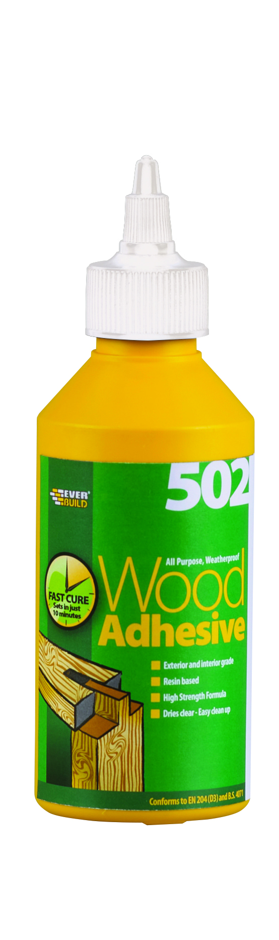 EVER BUILD  WOOD ADHESIVE 250ML
