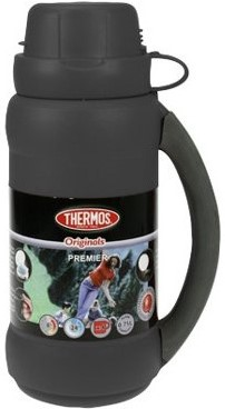 THERMOS  VACUUM FLASK 0,75L BLACK