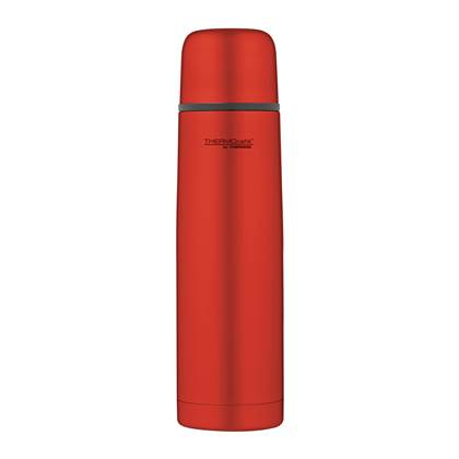 THERMOS VACUUM FLASK 1.0L RED