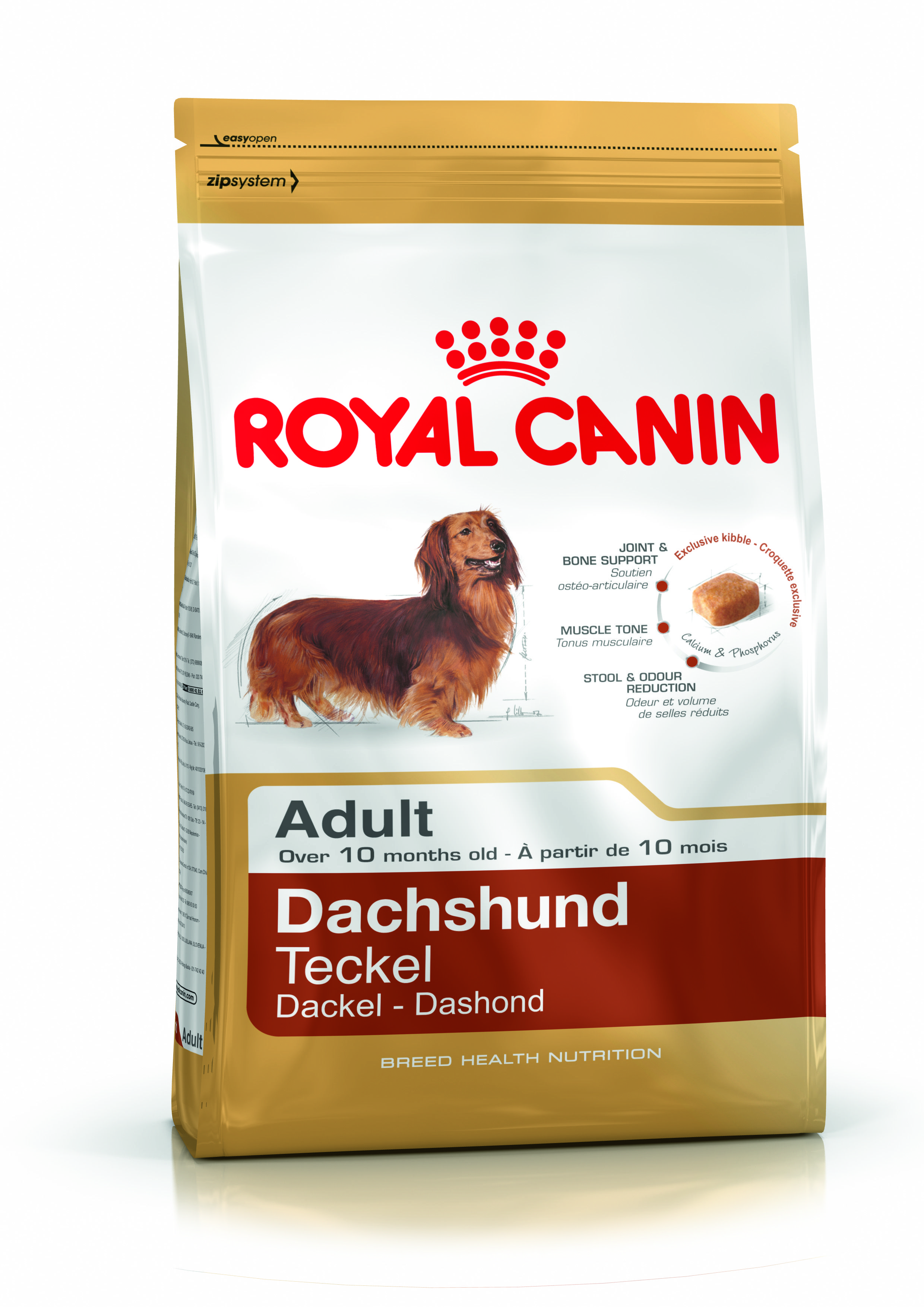 ROYAL CANIN DACHSHUND ADULT 1.5 KG