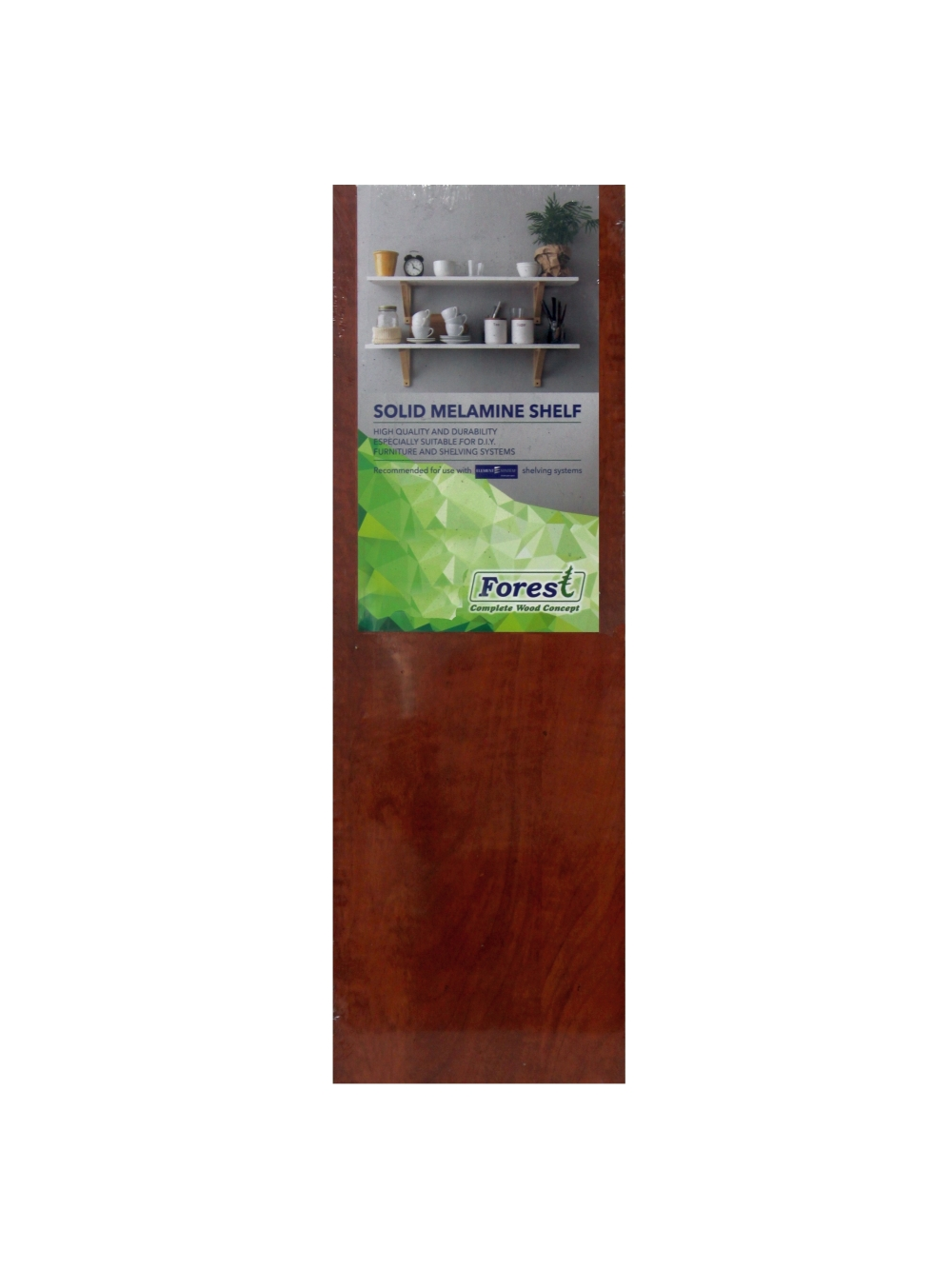 FOREST COGNAC SHELF 18MM 60X20CM