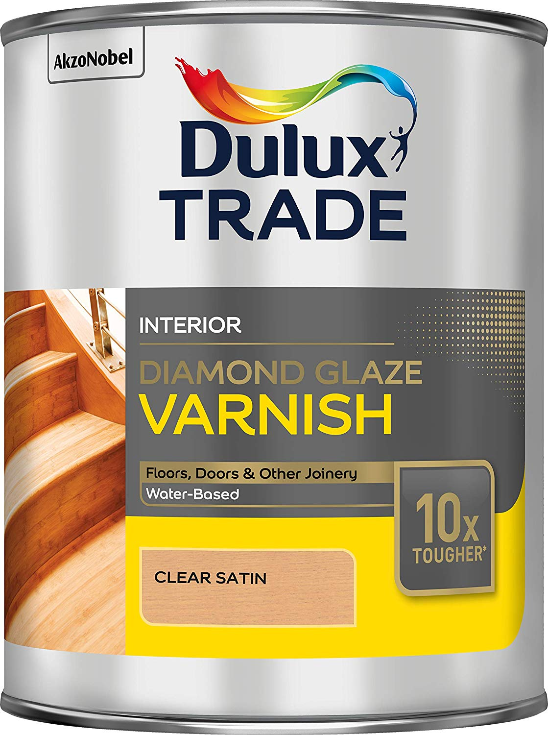 DULUX RB DIAMOND GLAZE SATIN 1Ltr