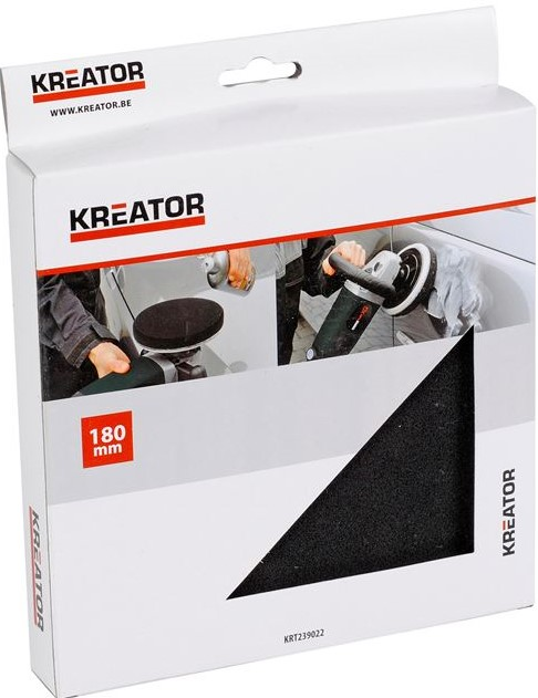 KREATOR239022 FOAM PAD 180MM