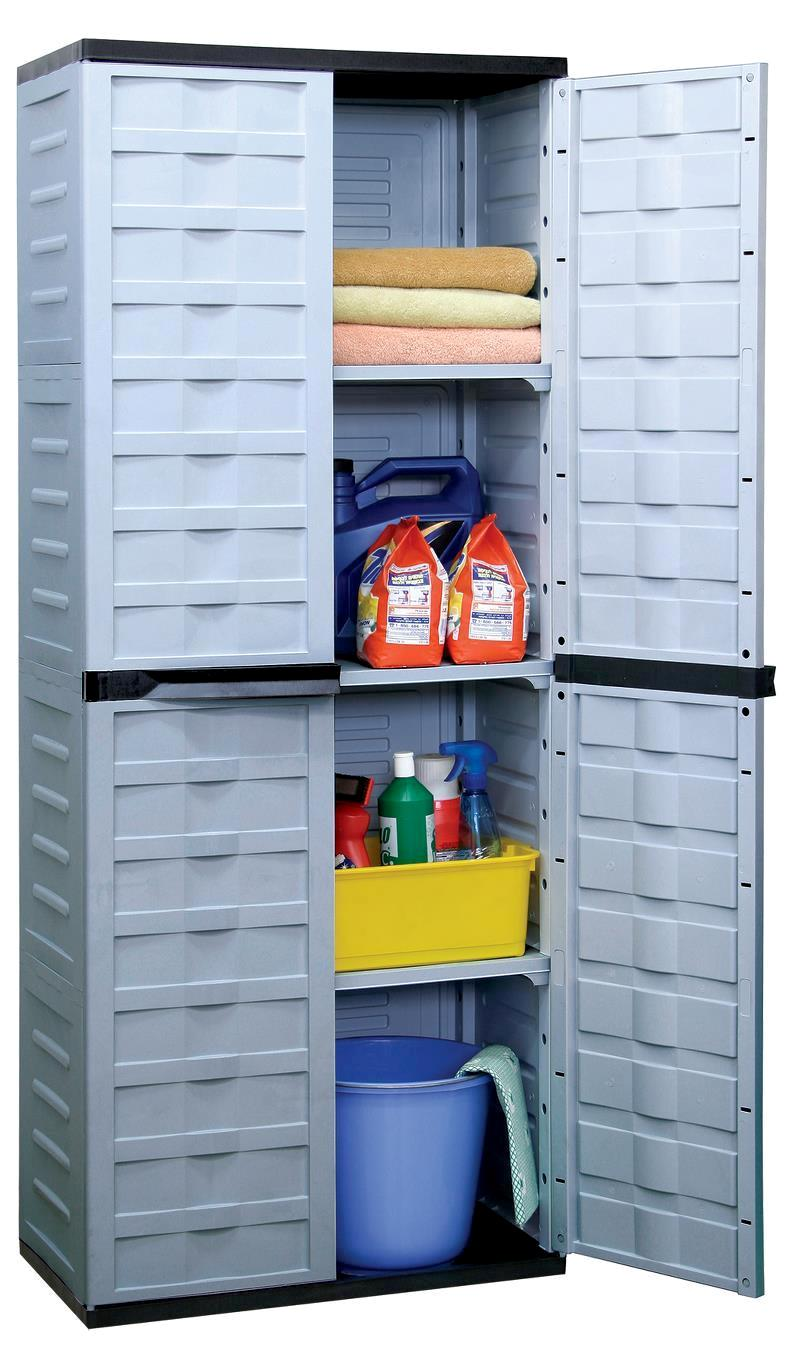 RAM CABINET IDEAL 3 SHELVES 68X39X170CM