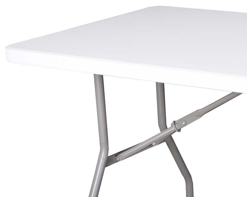 MAINE PLASTIC TABLE 183X76 6FT