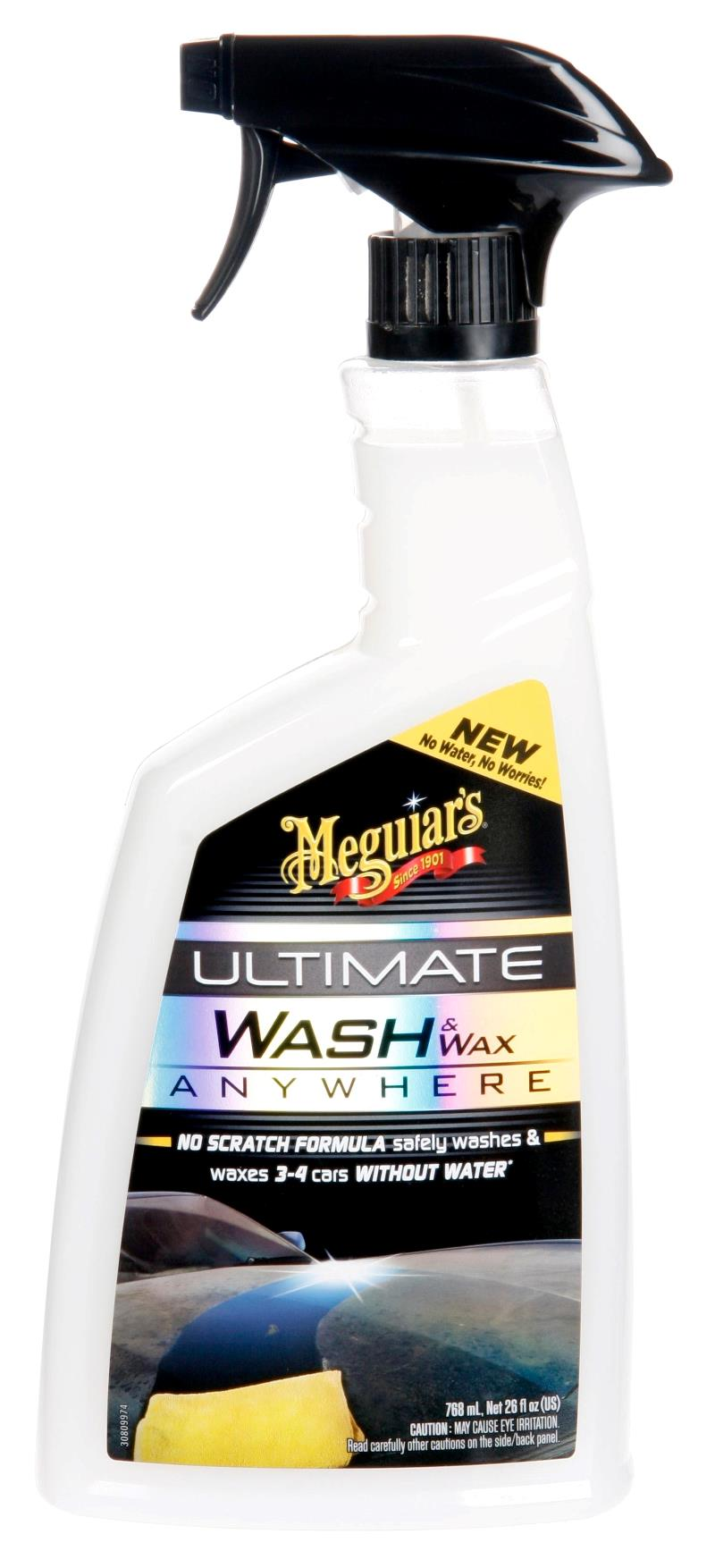 MEQUIARS ULTIMATE WAX&WAX ANYWHERE