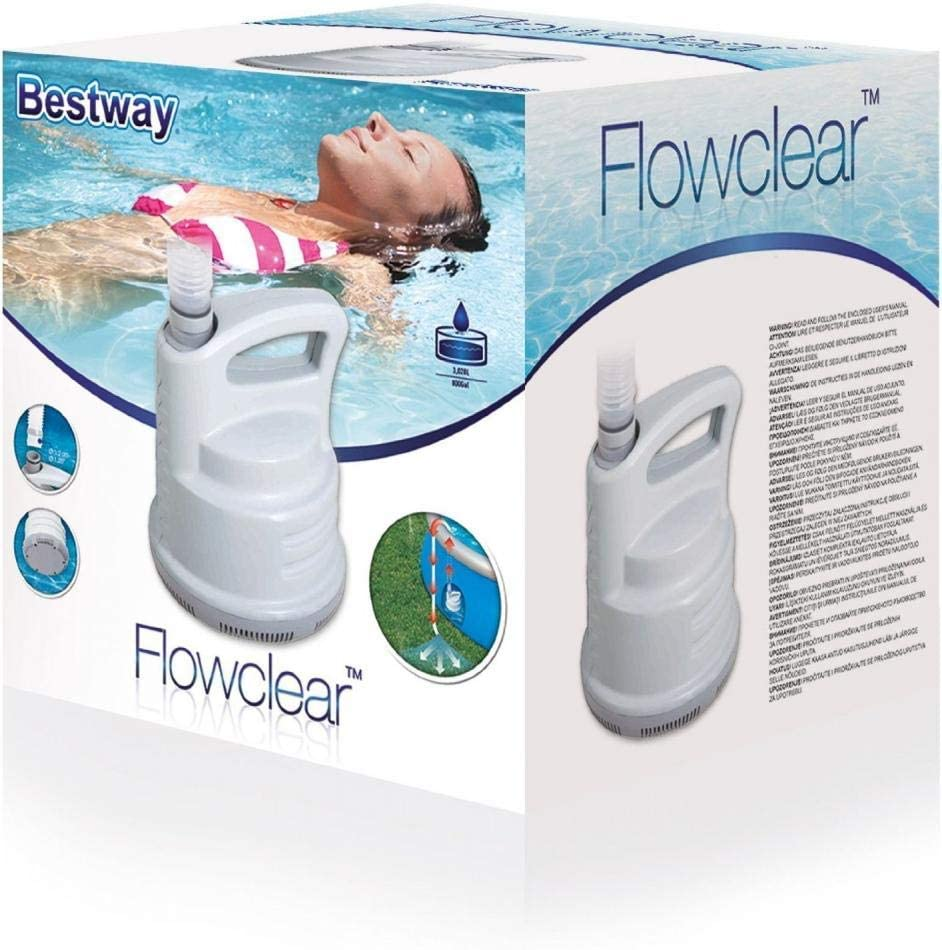 POOL ACCESSORY CARTRIDGE FILTER PUMP