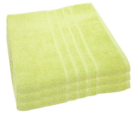 FACE TOWEL LIME 48X85 500