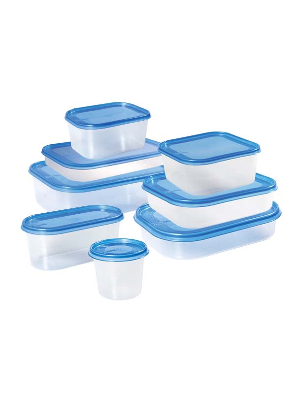 HELSINK FOOD CONTAINER 3000ML BLUE