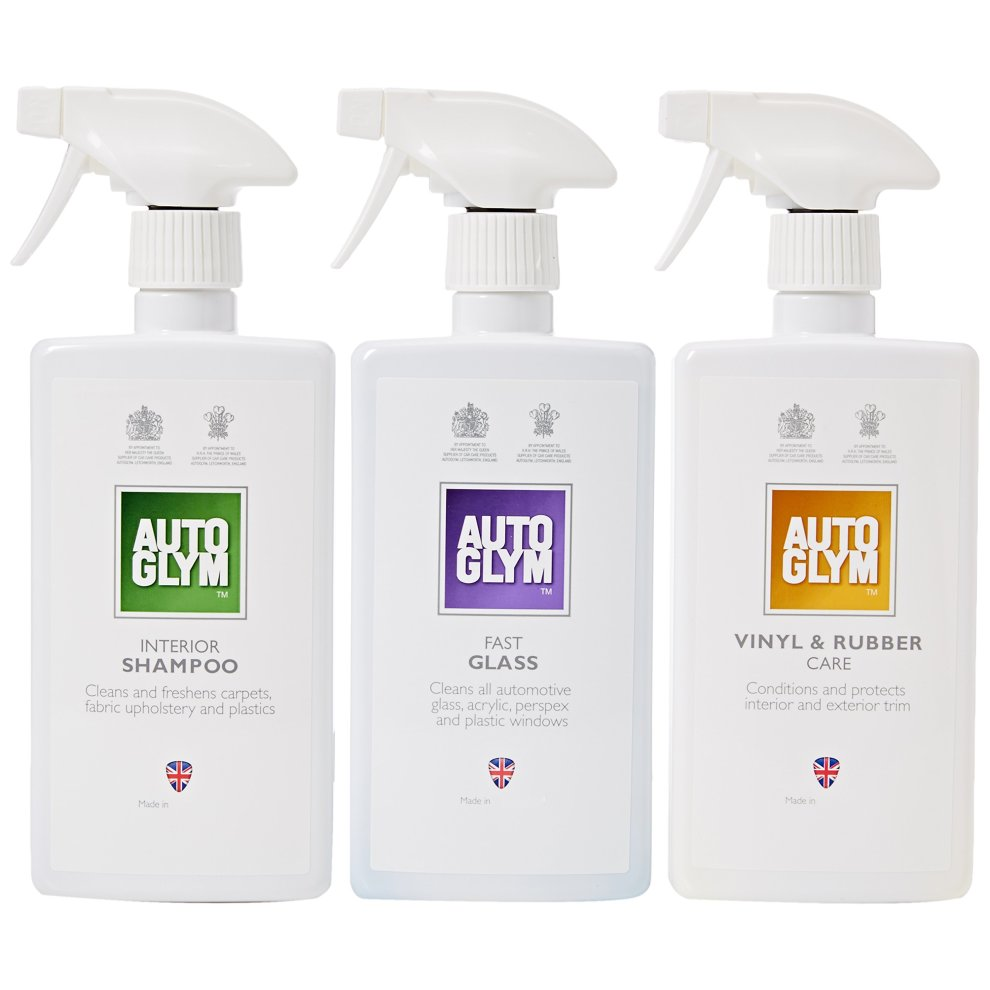 AUTOGLYMPERFECT INTERIORS PACK