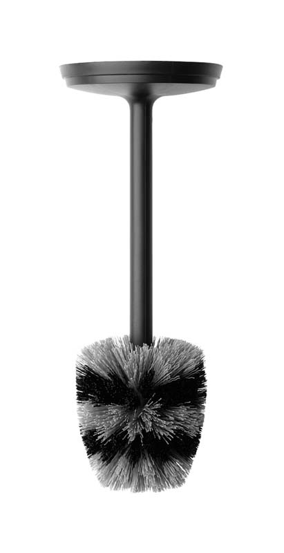 BRABANTIA REPLACEMENT TOILET BRUSH, PROFILE - BLACK