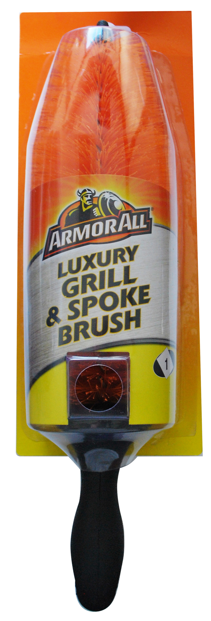 ARMOR ALL LUXURY GRILL & SPOKE BRUSH