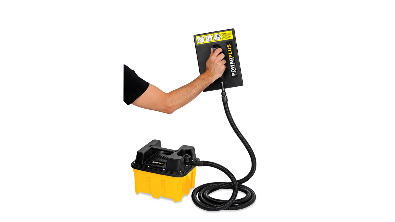 POWERPLUS WALLPAPER STRIPPER 2200W