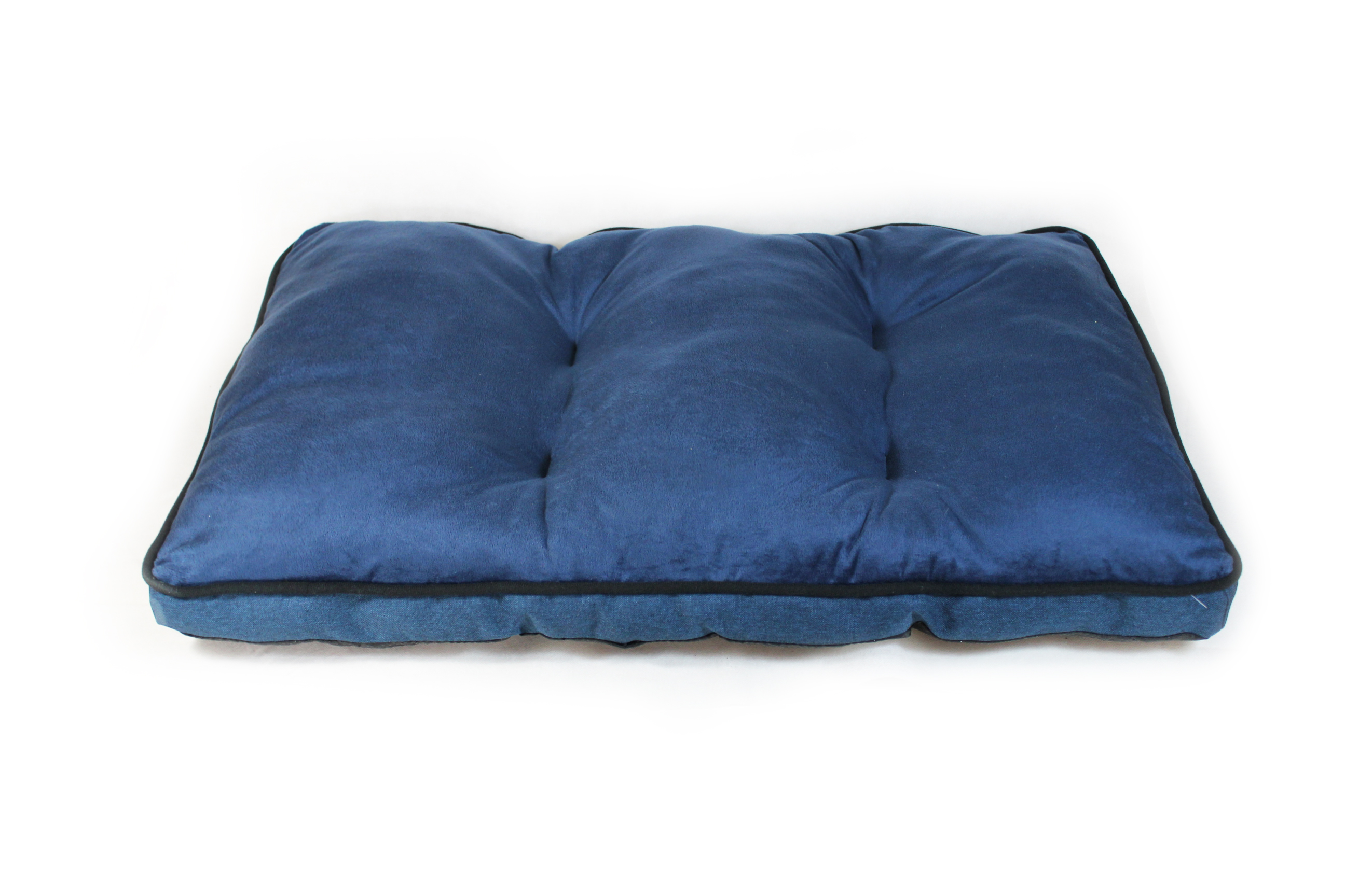 SHC DOG CUSHION 78X53X7 BLUE