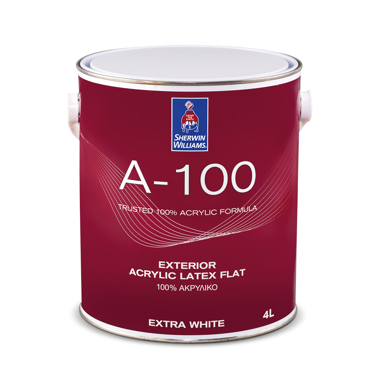 SHERWIN-WILLIAMS® A-100® SUPERWHITE 1L