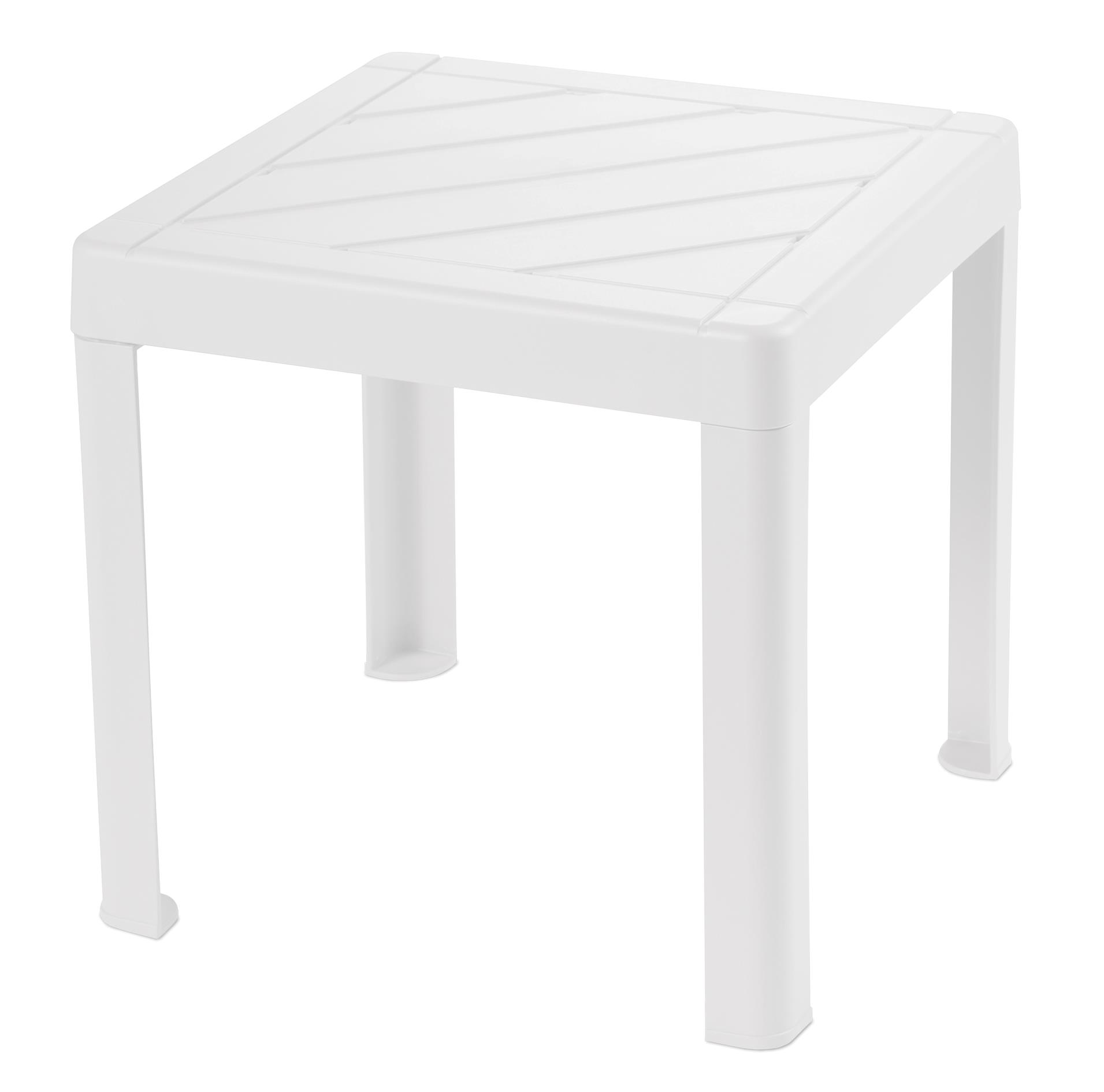 POP TABLE WHITE