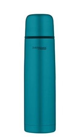 THERMOS VACUUM FLASK 1.0L BLUE