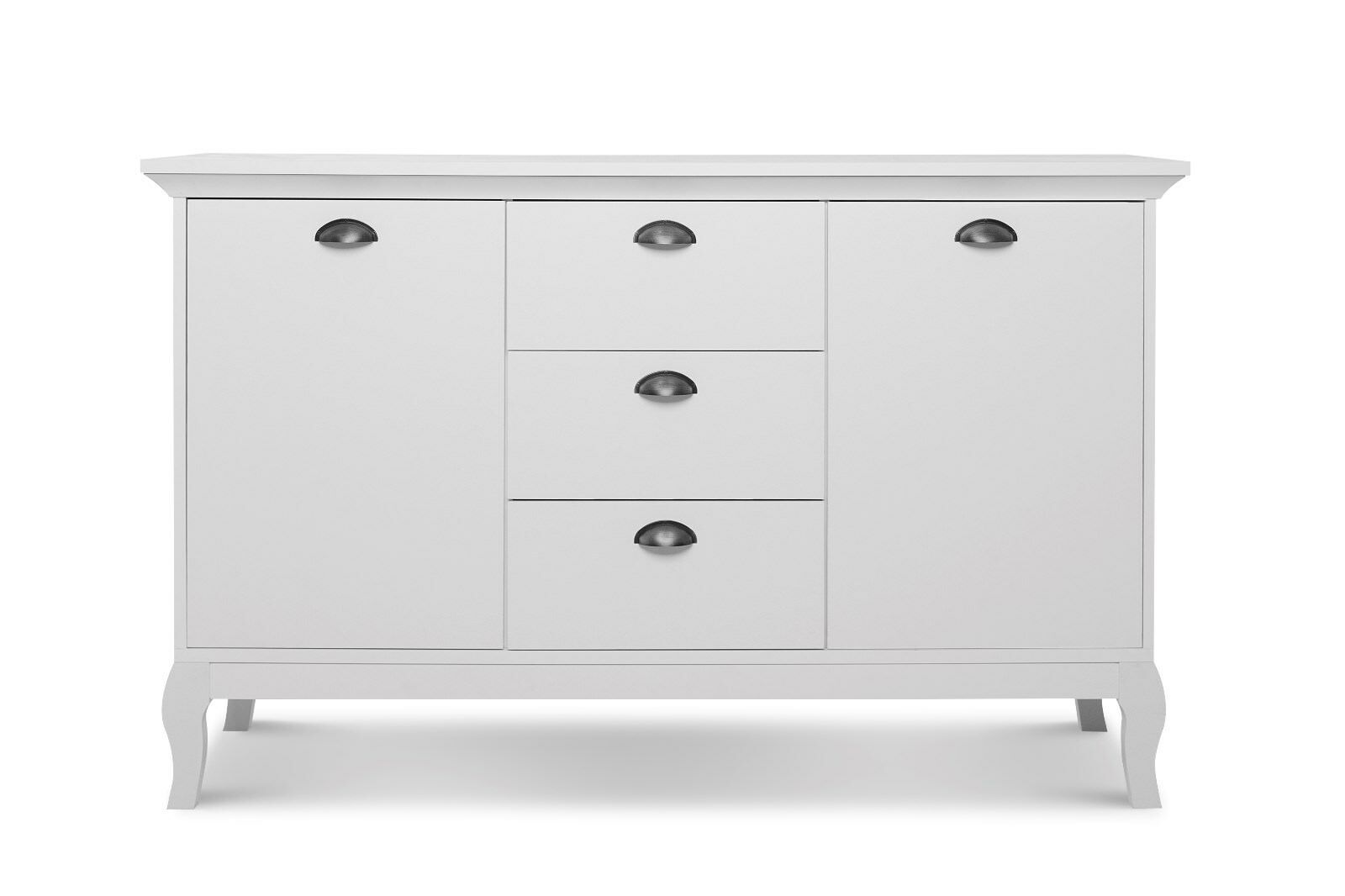 PROVENCE 5 CABINET WHITE