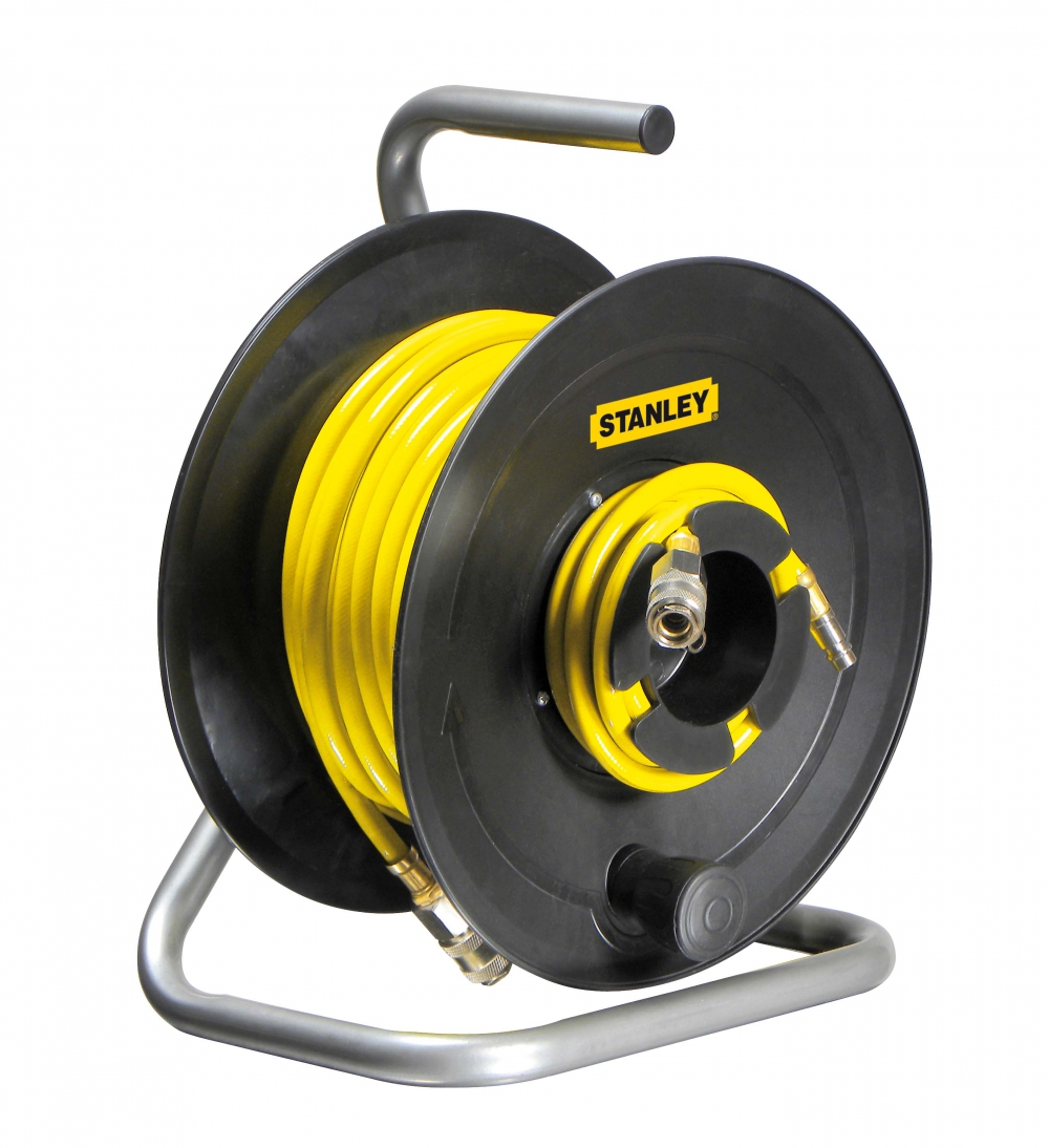STANLEY HOSE WHEEL/ROLLUP 20M
