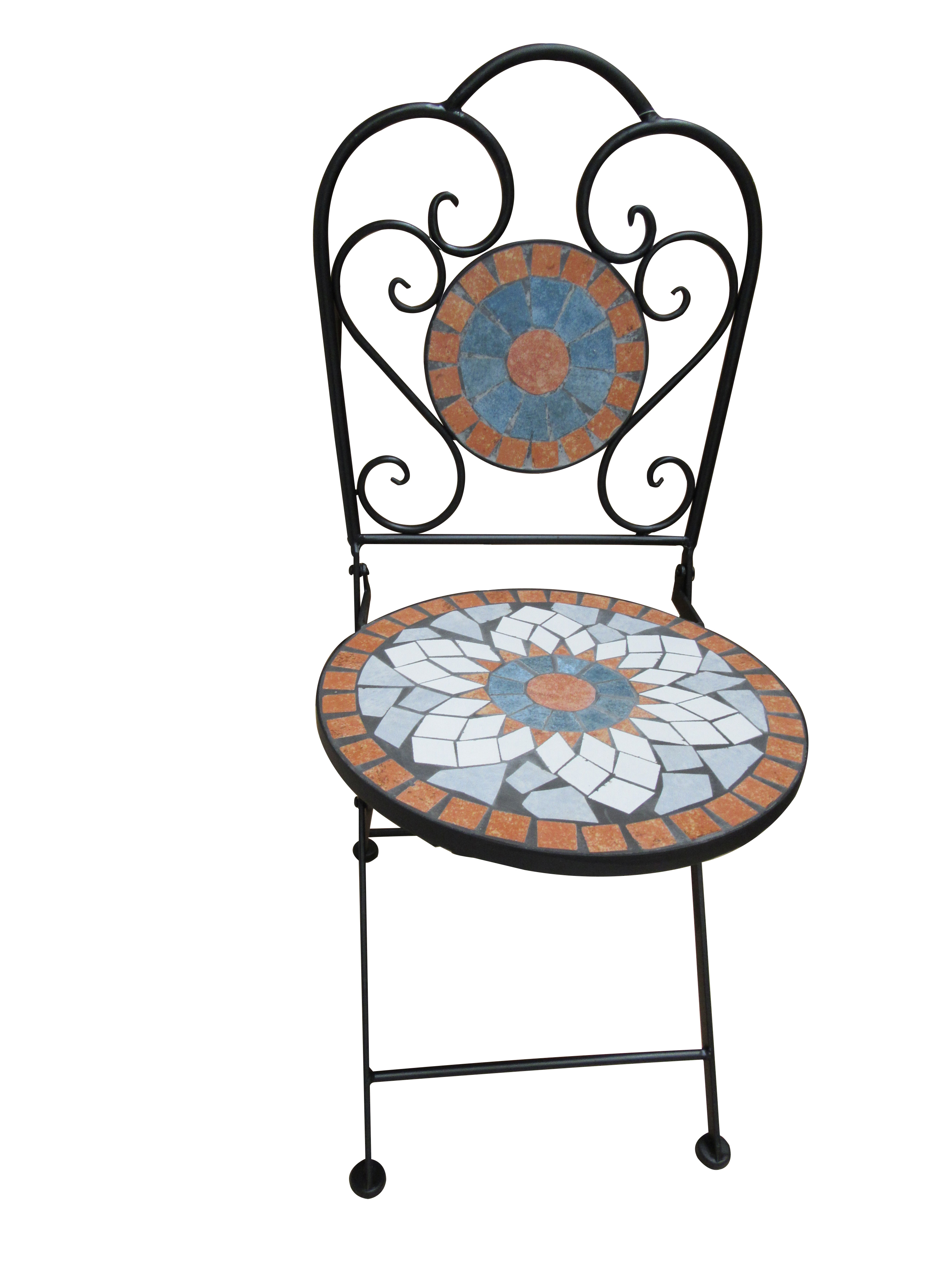RENA 3PCS METAL BISTRO SET
