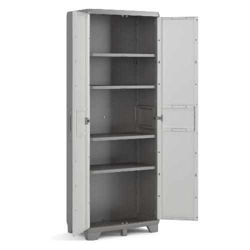 KETER SHELVING CABINET TIDY 68X39X182CM