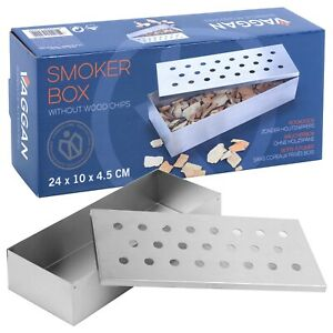 SMOKERBOX STAINLESS STEEL