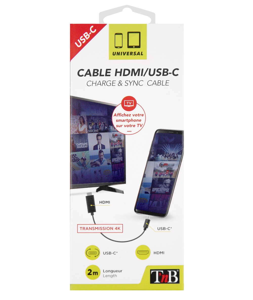 TNB USB-C CABLE TO HDMI