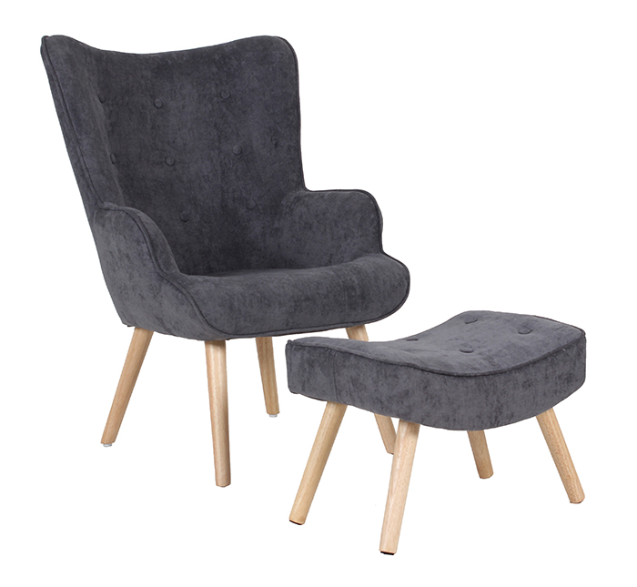 NATALY CHAIR GREY