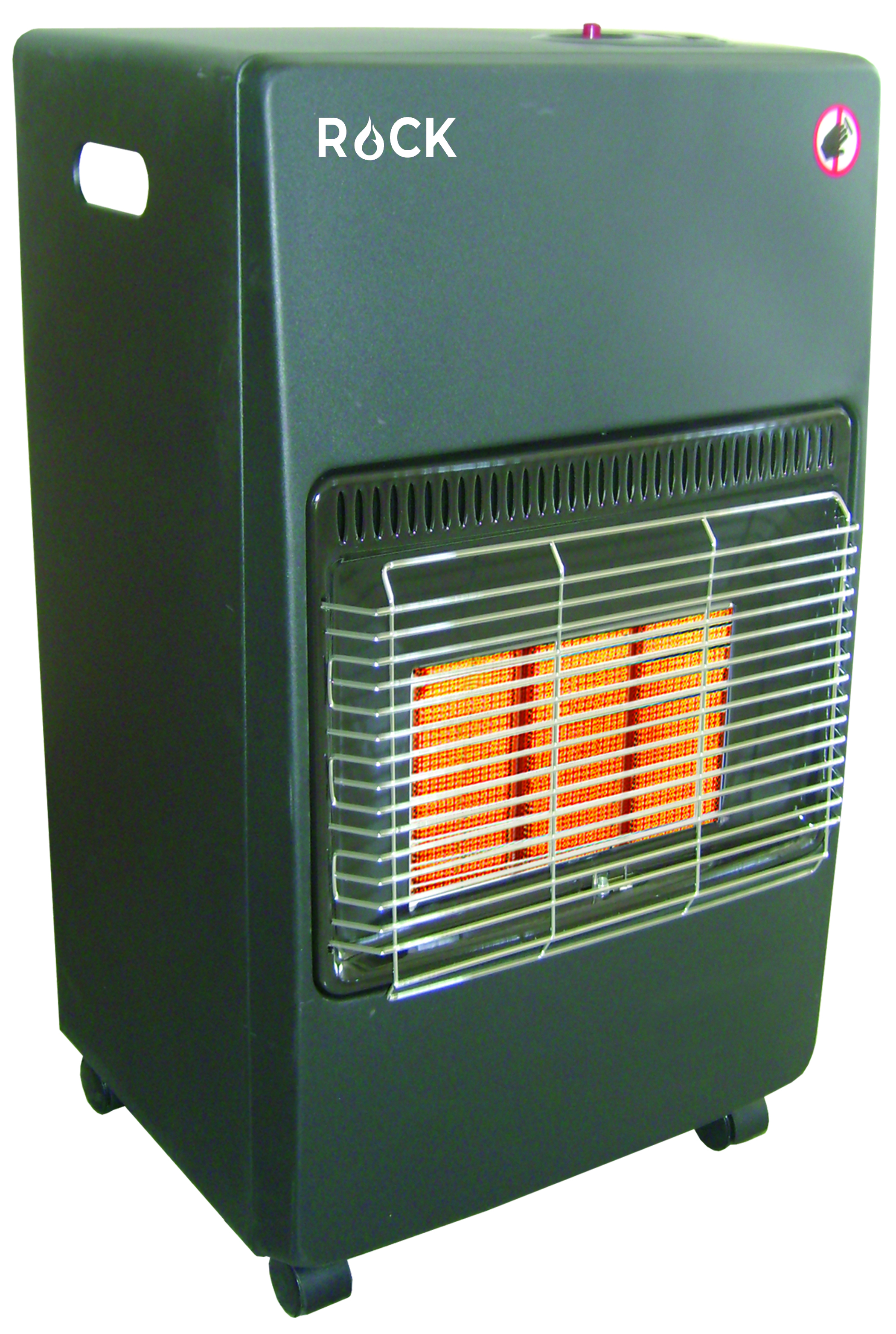 ROCK GAS HEATER+PIEZO ELECTRIC
